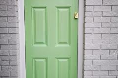 6 Panel Solid Door - Glanamman, Ammanford