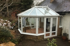 Builth Wells Conservatory After