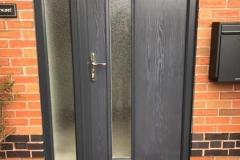 Esprit Contemporary Composite Door - West Cross, Swansea