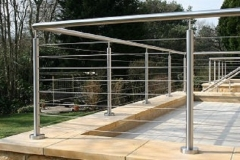 Wire Rope Balustrade