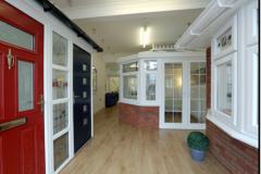 Ammanford showroom