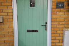 Rustic Renown Top Composite Door - Ammnford, Carmarthenshire