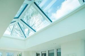 Aluminium Glazed Roofs