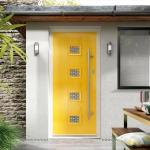 Composite Front Door Ammanford