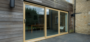 Sliding Door Irish Oak Ammanford