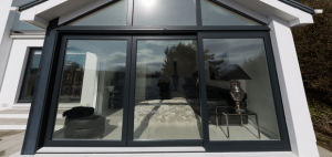 Monorial sliding uPVC Door
