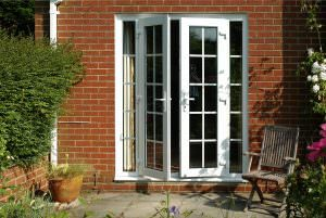 uPVC French Patio Door