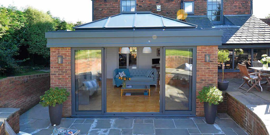Aluminium Doors & Roof