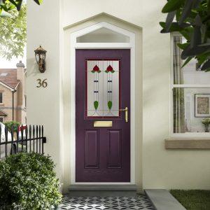 Next-Generation-Elegance-Door-in-Ral-4007-V2-FLAT