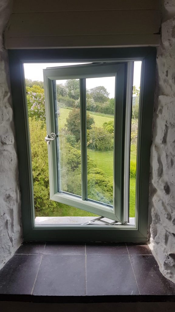Flush Sash Windows South Wales 9