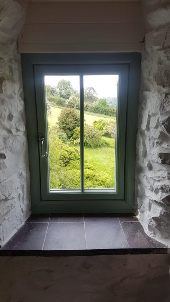 Flush Sash Windows South Wales 8