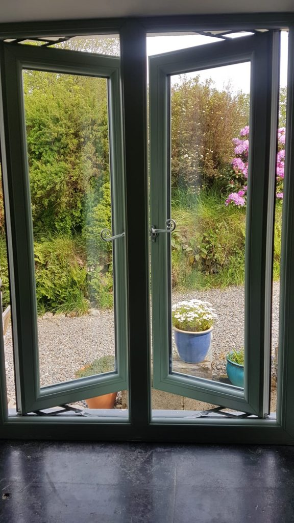 Flush Sash Windows South Wales 5