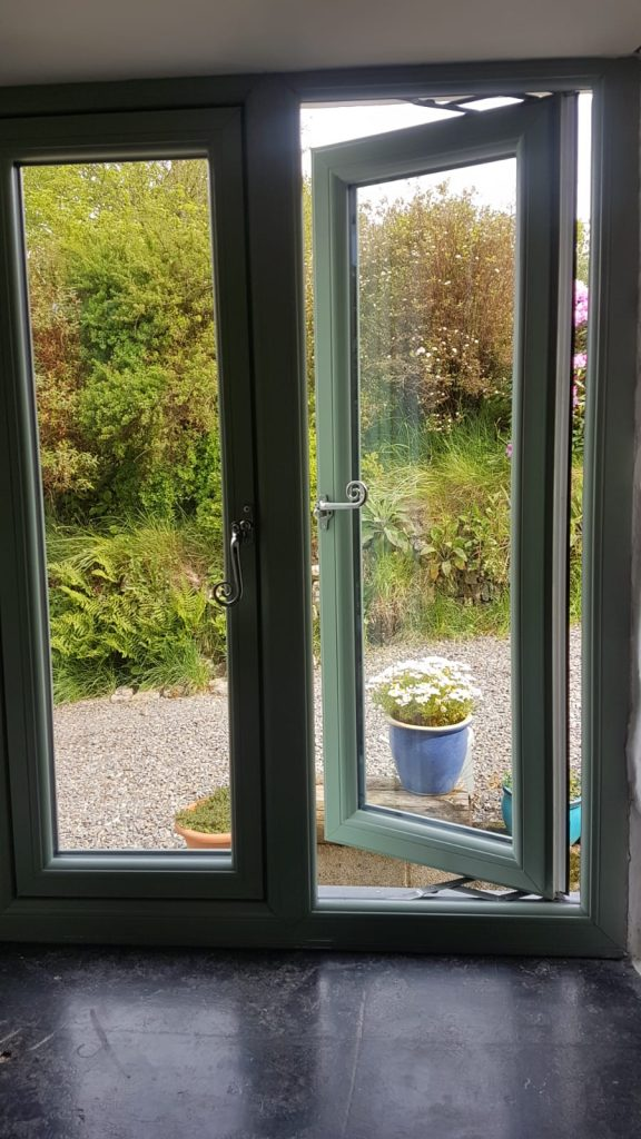 Flush Sash Windows South Wales 4