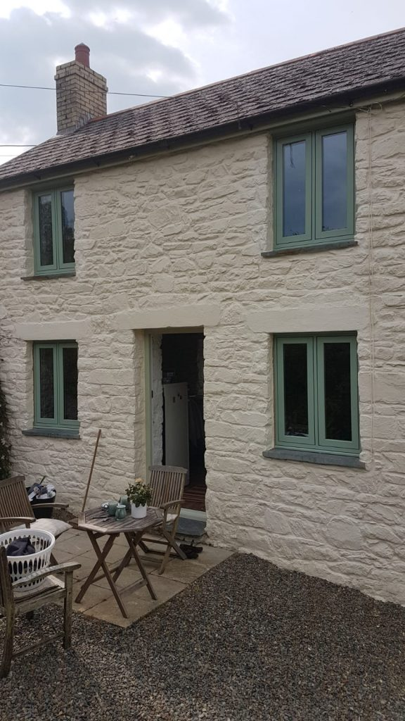 Flush Sash Windows South Wales 2