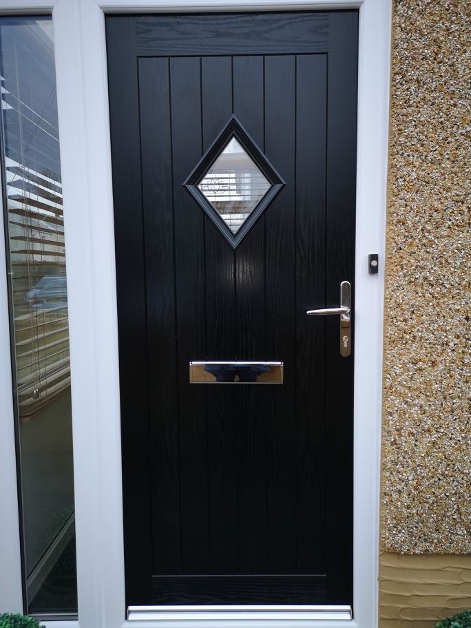 Rustic Renown Diamond, Black - Ammanford, Carmarthenshire