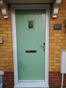 Composite Door Carmarthenshire